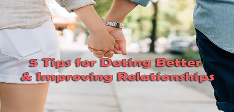 5 tips for dating