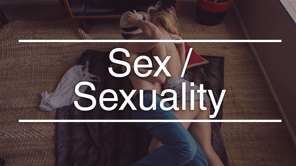 Sex/Sexuality